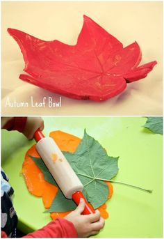 Great Images Clay Crafts for kids Ideas DIY Home Sweet Home: 8 Fall Crafts For Kids Autumn Activities, Craft Activities For Kids, Crafts For Kids To Make, Kids Crafts, Kids Diy, Leaf Crafts, Air Dry Clay Ideas For Kids, Autumn Crafts Kids, Autumn Art Ideas For Kids