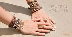 Fashion Jewelry designer scarves necklaces earrings & bracelets - Chan Luu