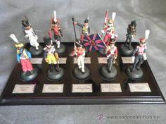 SOLDADITOS DE PLOMO COLECCION ALMIRALL PALOU - Foto 1