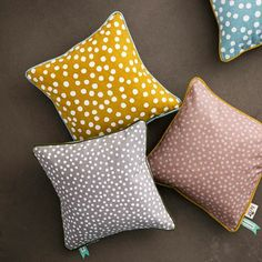 Dots Cushion Ferm Living #textile