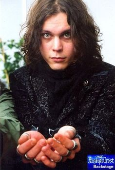 Ville Valo.. I love you.... only you in my heart. ..tike  him my darling with pleasure..drink me ...and love me... please... I feel  pein... belive  me... don't be angry  of  me...kill me.. .ore live me with pleasure .. all wath do you wont ... drinking my blood... wooow