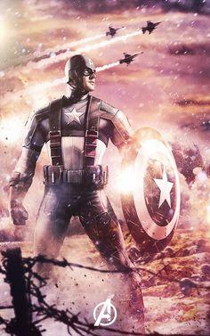 Artista cria pôsteres incríveis para filmes da Marvel e DC Comics | SuperVault