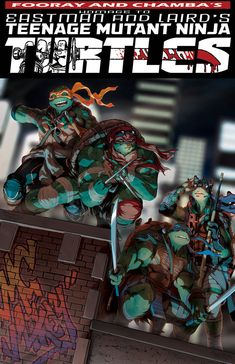 Daily @deviantART Picks Weekend Edition #TMNT | Images Unplugged