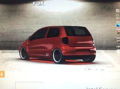 VW Fox (rear)