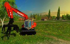 Daewood 170 LC