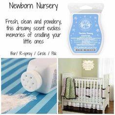 Newborn Nursery Scentsy