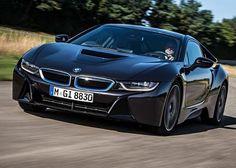 BMW i8 : autonomie et performances en hausse pour 2017