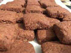 Ricetta Biscotti nocciole e cacao
