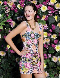 Muaa primavera verano 2014 moda 2014.