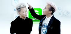 GDYB showing what best friends totally do to each other (What's weird is that my friends and I actually do that.....)