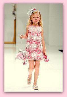 Moda para Niños y Niñas: La Linda Ropa Infantil de Lea Lelo - Verano 2013