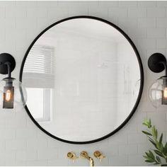 Hub Modern & Contemporary Accent Mirror | AllModern