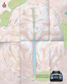 Mitsubishi Pajero: Brain