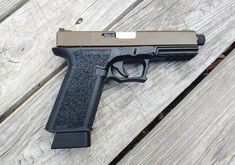 If you're having a hard time being able to buy guns in your area, building guns is still a very real option that ships to your door. Aero Precision, Lower Receiver, Ar 15 Builds, Picatinny Rail, Cool Guns, Airsoft Guns, Hand Guns, Den, Pistols