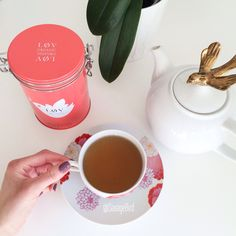 Tea Time With lov organic