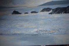 So going to sign and varnish before I change my mind. West Cork, Change Me, My Mind, Mindfulness, Paintings, Wood, Art, Art Background, Paint