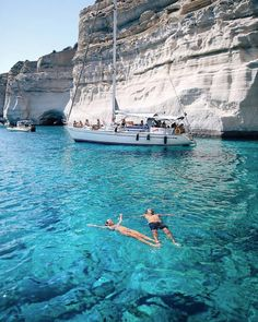 Milos, Greece | Grace Loves Lace