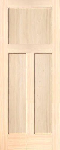 6 Panel White Birch 6 39 8 80 Darpet Interior Doors