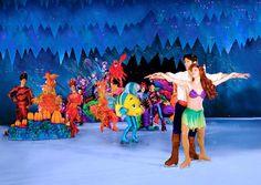 Ice Show Of Disney On Ice #Show #DisneyOnIce #Theatre