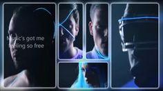Pentatonix - Daft Punk (HD LYRICS VIDEO) - YouTube