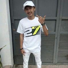 T-shirt OP27 Factory Racing TOP27-004 White  @Regrann from @121racingshop - #regrann  087845622777 (WA, SMS, & Telp) / D17560D1 (BBM) / op27factory (LINE)