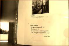 """"""" Os Lugares de Pessoa """" - Exposição na Biblioteca Central da Universidade Fernando Pessoa  -  125º Aniversário de Fernando Pessoa - de 7 a 28 de Junho"""