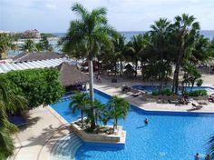 Dreams Puerto Aventuras Resort & Spa All Inclusive:                   view from room