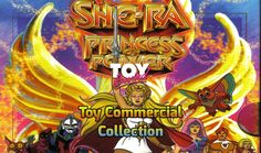 She-Ra Princess of Power Toy Commercial Collection