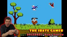 awesome DUCKHUNT NES Movie Match Review S6E01 | The Irate Gamer