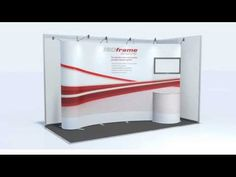 https://www.youtube.com/watch?v=Dsun9OgwyRc Here is a silent film for you…. just a little demo of our ISOFrame Wave. ISOframe Wave is easy, portable, tool-less and can be flexed to fit any exhibition stand! Perfect for any size display but it makes a 10x10 exhibit space super classy. #Display #exhibit #tradeshow #pictureisworthathousandwords Check out our entire video offering on our YouTube page https://www.youtube.com/user/markbricdisplay/videos