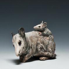 Becky Gray Opossum Whistle