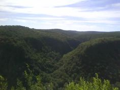 PA Grand Canyon near Wellsboro, PA