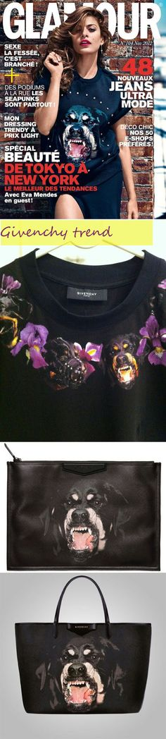"""O """"hot"""" dog da Givenchy: http://www.garotaspossiveis.com/garotas/?p=828"""