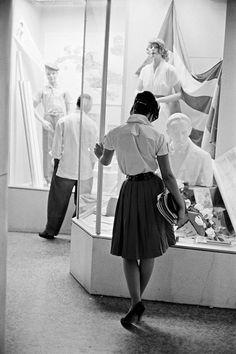 Camagüey, Cuba, 1963 / photo by Henri Cartier-Bresson.