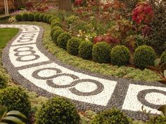 Garden path designs - Little Piece Of Me