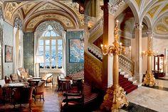 Grand Hotel Villa Serbelloni interiors