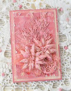 Красота своими руками, Christmas card