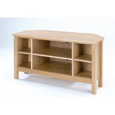 Heritage Furniture Cherbourg Oak Corner Tv Cabinet Fantastic Pinterest Cabinets And Wood Slats
