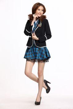 Japanese school uniforms Korean uniforms