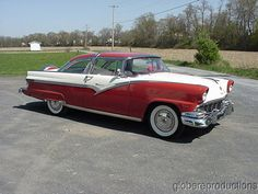 Ford : Crown Victoria 1956 Crown Victoria With Con - http://www.legendaryfinds.com/ford-crown-victoria-1956-crown-victoria-with-con/