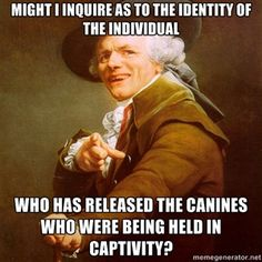 cease all activities thou art currently engaged in the hour of hammer is upon us | Joseph Ducreux | Meme Generator