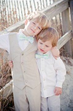 ring bearer outfit idea