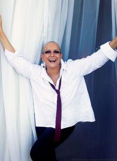 Betty Lago e sua força contra o câncer: Sou uma mulher forte