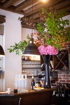 Restaurant Frenchie, 5-6, rue du Nil 75002 Paris Tél. : +33 (0)1.40.39.96.19, Métro : Sentier