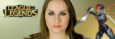 Maquiagem Inspirada – Fiora – League of Legends | Vogeek: o mundo fashion com um olhar geek.