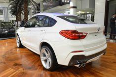 BMW X4 | M Sport Package | BMW | X series | white | SUV