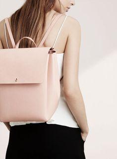 Auxiliary Vachetta Leather Bags