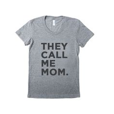 #theycallmemom || grey | Lemon Tee Shop