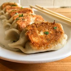 """NYC Food & Travel Guide  on Instagram: """"Delicious dumplings from @mimichengs in celebration of Chinese New Year! #yearofthemonkey """""""
