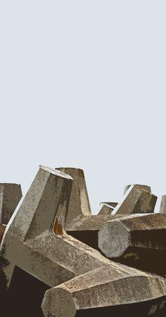 Dolosse Art Reference, Concrete, Google Search, Photography, Fotografie, Photograph, Photo Shoot, Fotografia